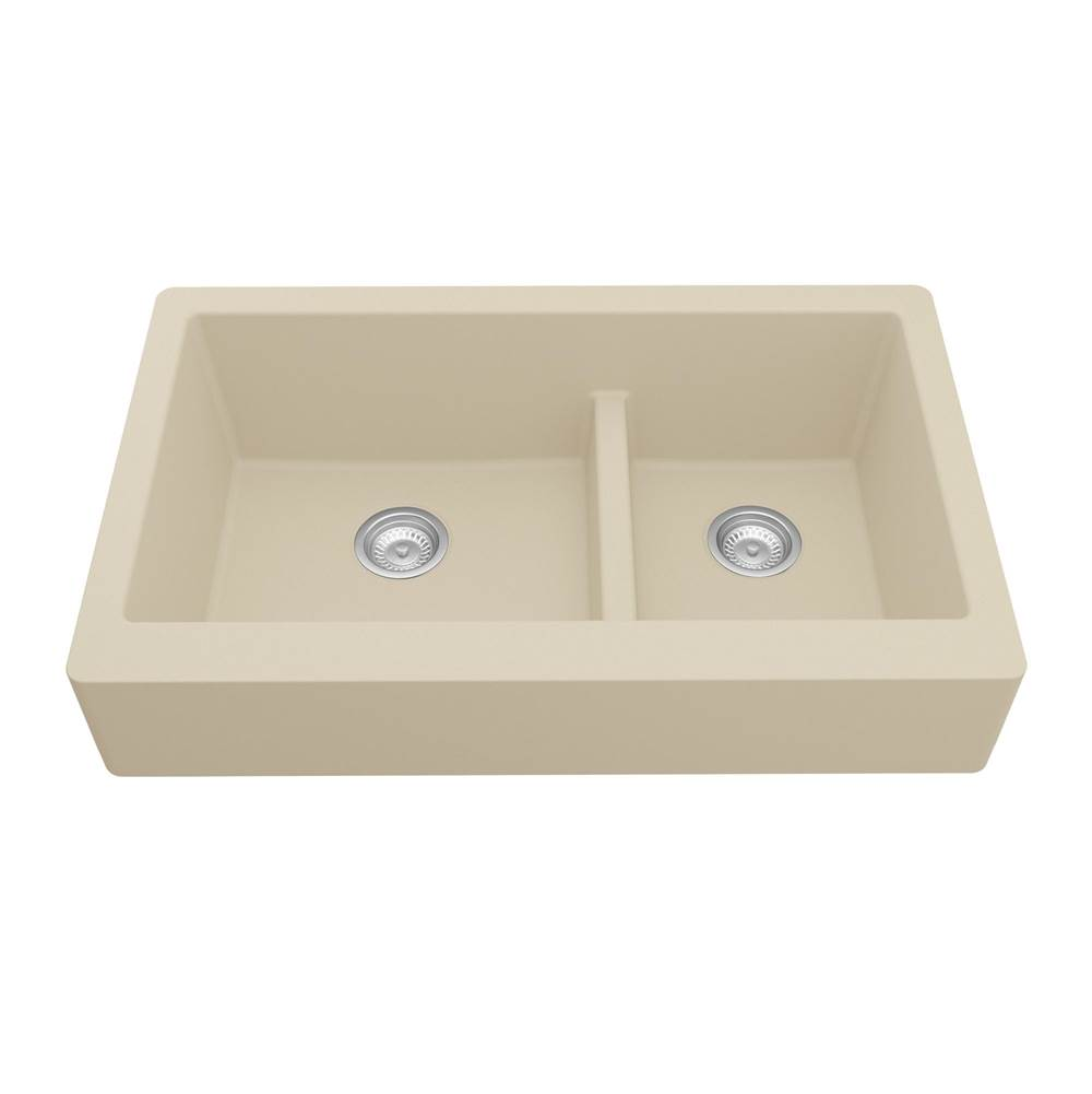 Karran Farmhouse Kitchen Sinks item QAR760BI