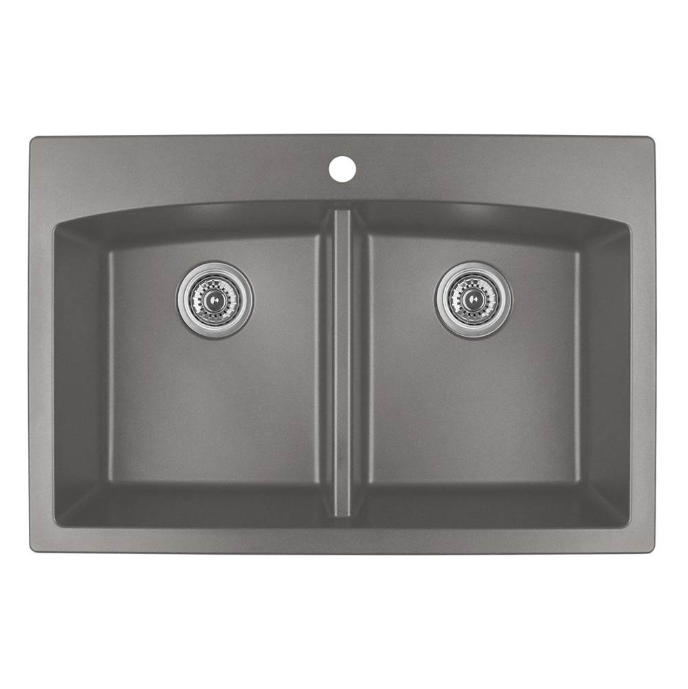 Karran Drop In Kitchen Sinks item QT710CN