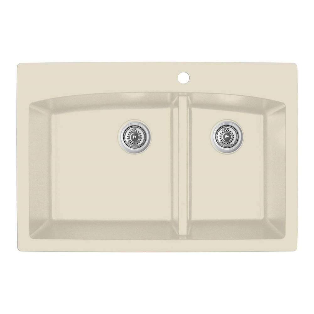 Karran Drop In Kitchen Sinks item QT711BI
