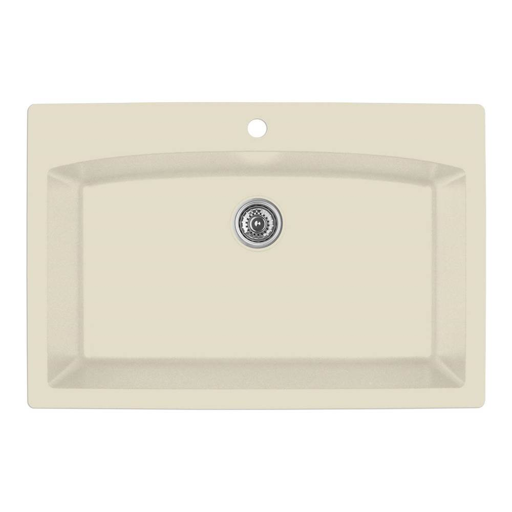 Karran Drop In Kitchen Sinks item QT712BI