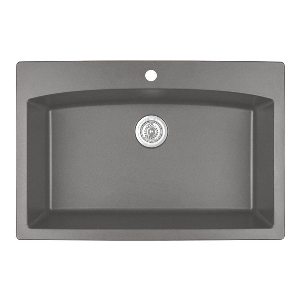 Karran Drop In Kitchen Sinks item QT712CN