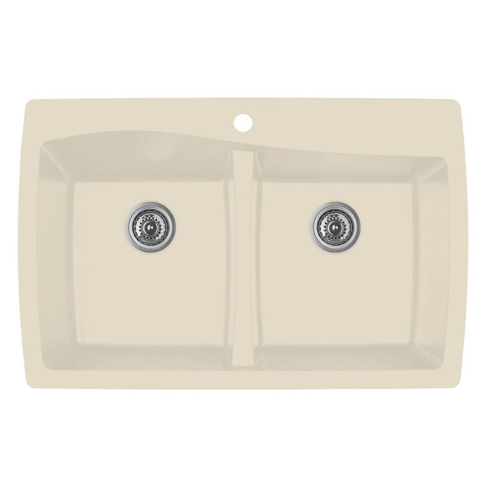 Karran Drop In Kitchen Sinks item QT720BI