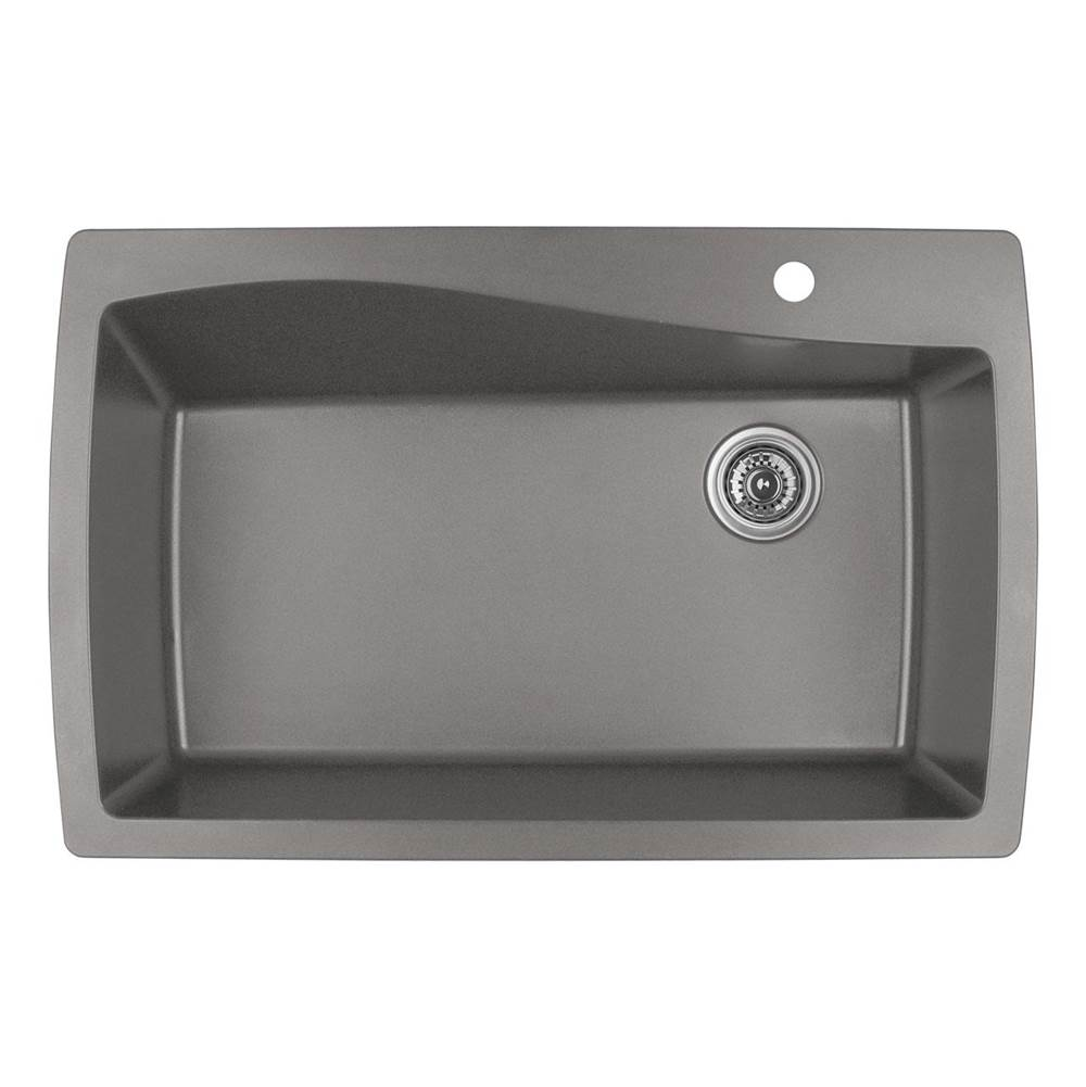 Karran Drop In Kitchen Sinks item QT722CN