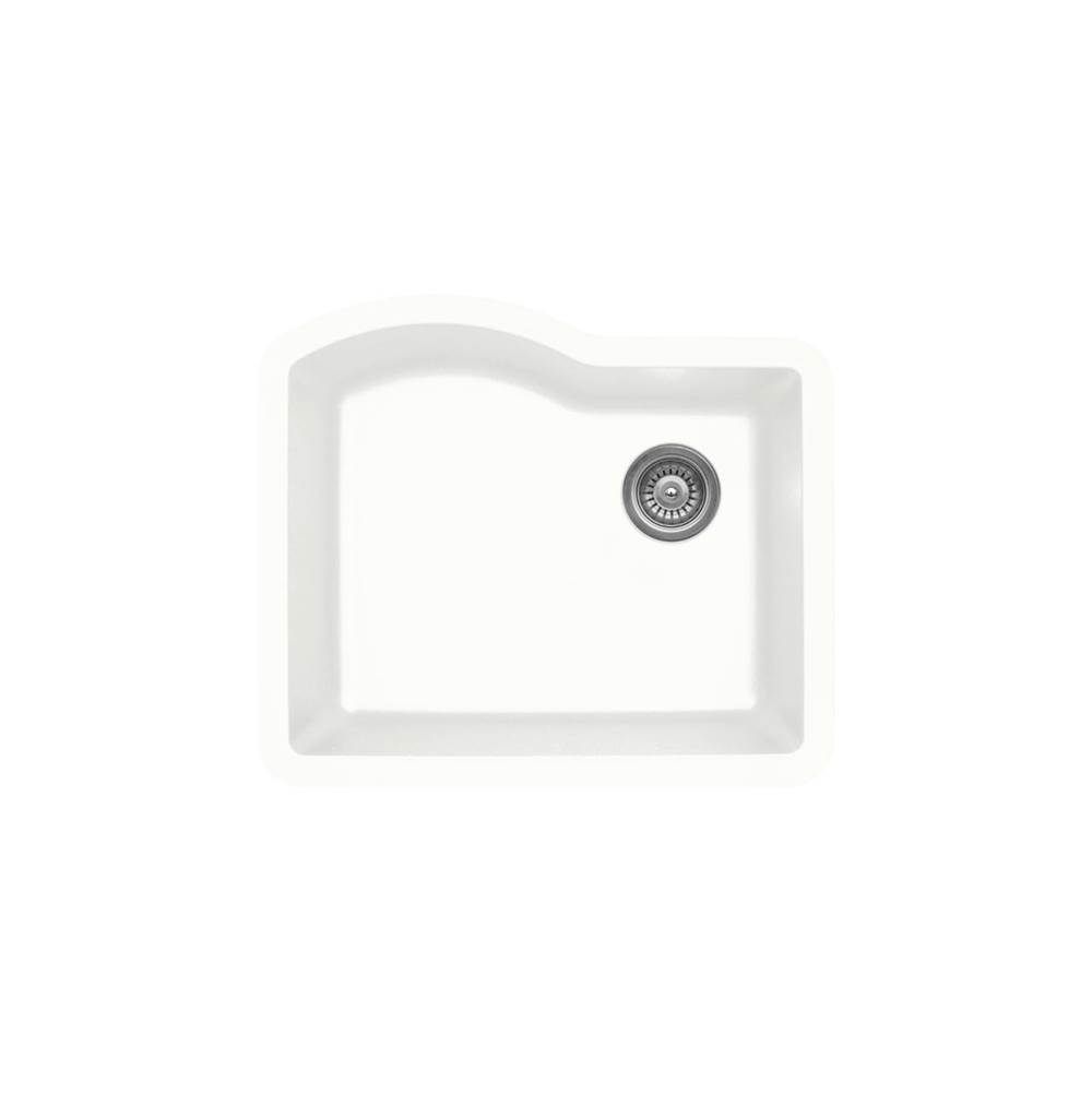 Karran Undermount Kitchen Sinks item QU671WH