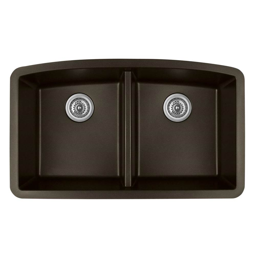 Karran Undermount Kitchen Sinks item QU710BR