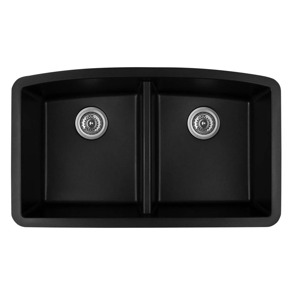 Karran Undermount Kitchen Sinks item QU710BL