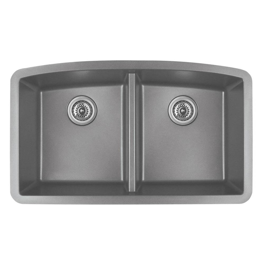 Karran Undermount Kitchen Sinks item QU710GR