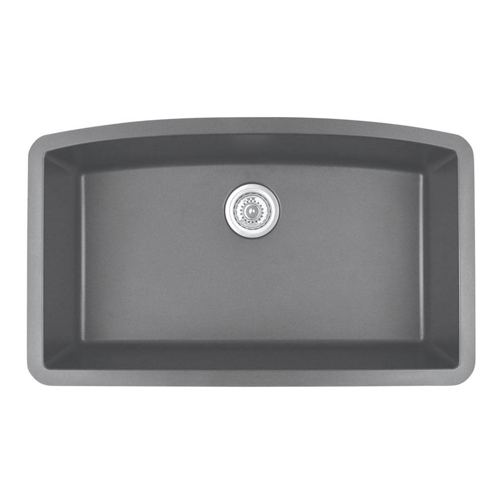 Karran Undermount Kitchen Sinks item QU712GR
