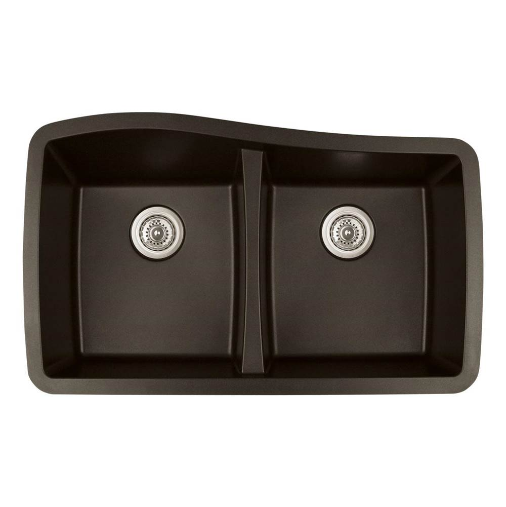 Karran Undermount Kitchen Sinks item QU720BR