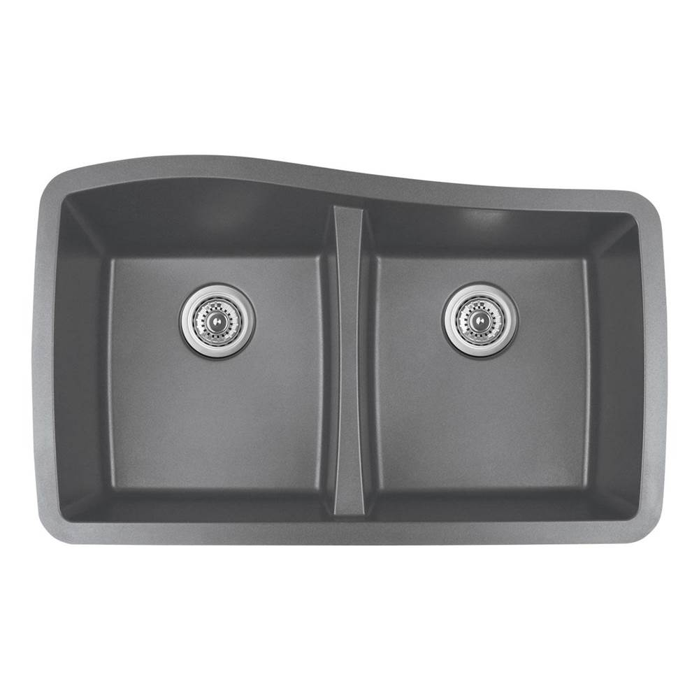 Karran Undermount Kitchen Sinks item QU720GR