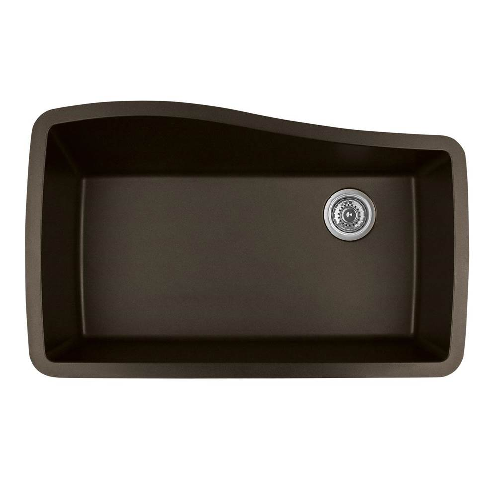 Karran Undermount Kitchen Sinks item QU722BR