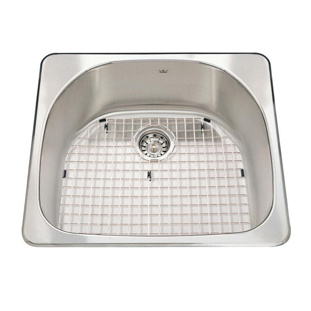 Kindred Canada Drop In Kitchen Sinks item CSX2123/8S/2