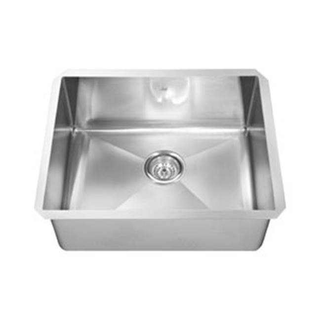 Kindred Canada Undermount Kitchen Sinks item KCUS30A/10-10BG