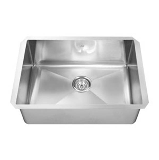 Kindred Canada Undermount Kitchen Sinks item KCUS33A/10-10BG