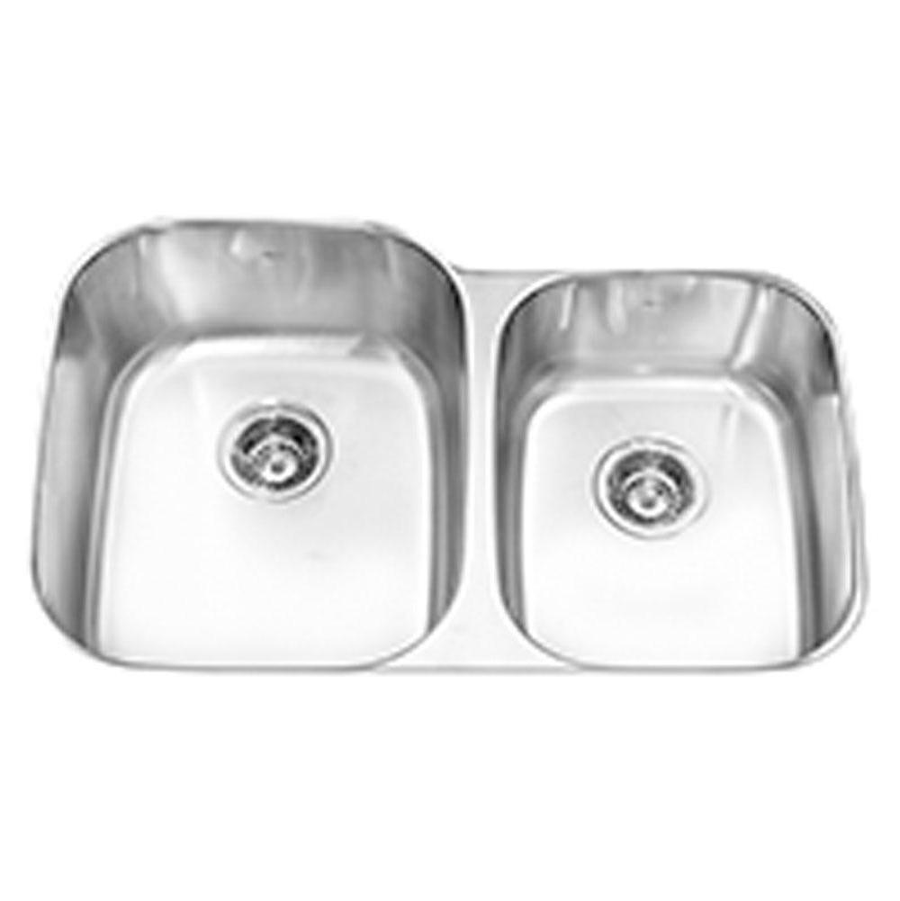Kindred Canada Undermount Kitchen Sinks item NDC1932RU/9
