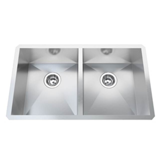 Kindred Canada Undermount Kitchen Sinks item QDFU1831/8