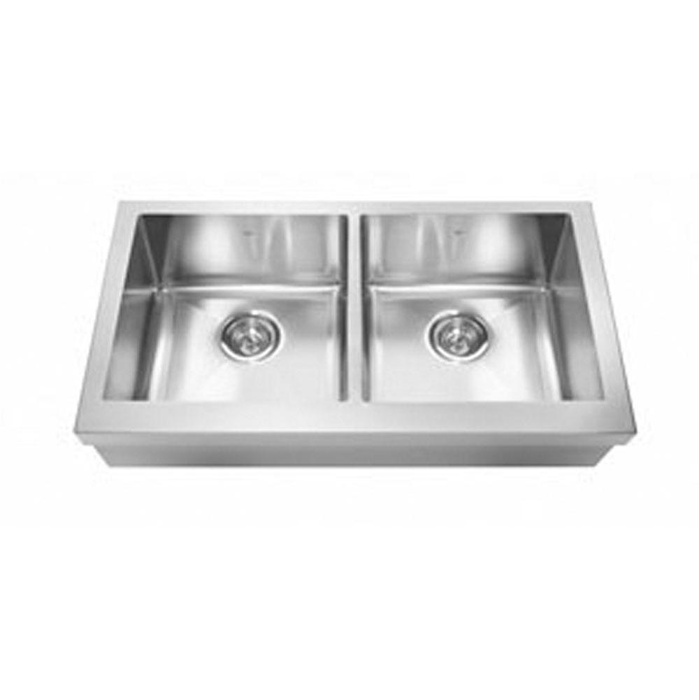 Kindred Canada Farmhouse Kitchen Sinks item KCFD36A/9-10BG