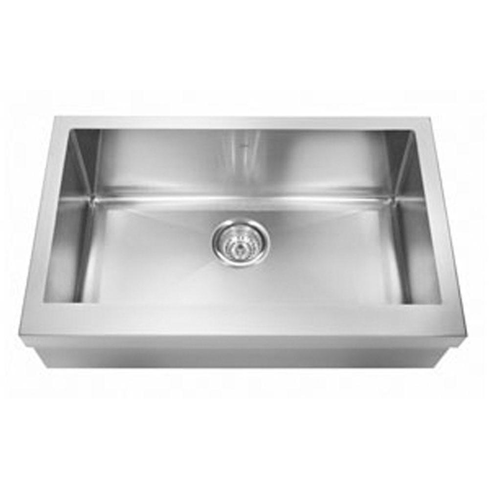 Kindred Canada Farmhouse Kitchen Sinks item KCFS33A/10-10BG