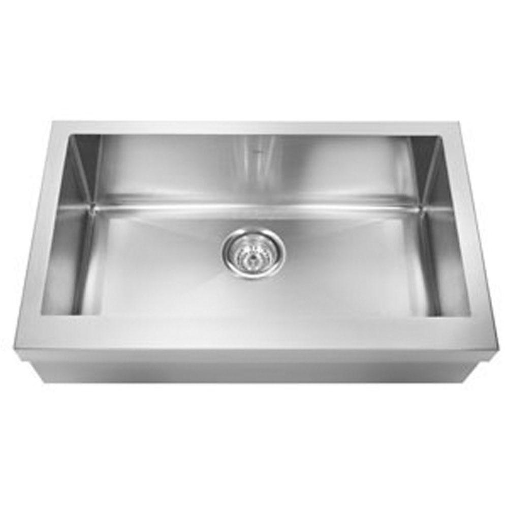Kindred Canada Farmhouse Kitchen Sinks item KCFS36A/10-10BG