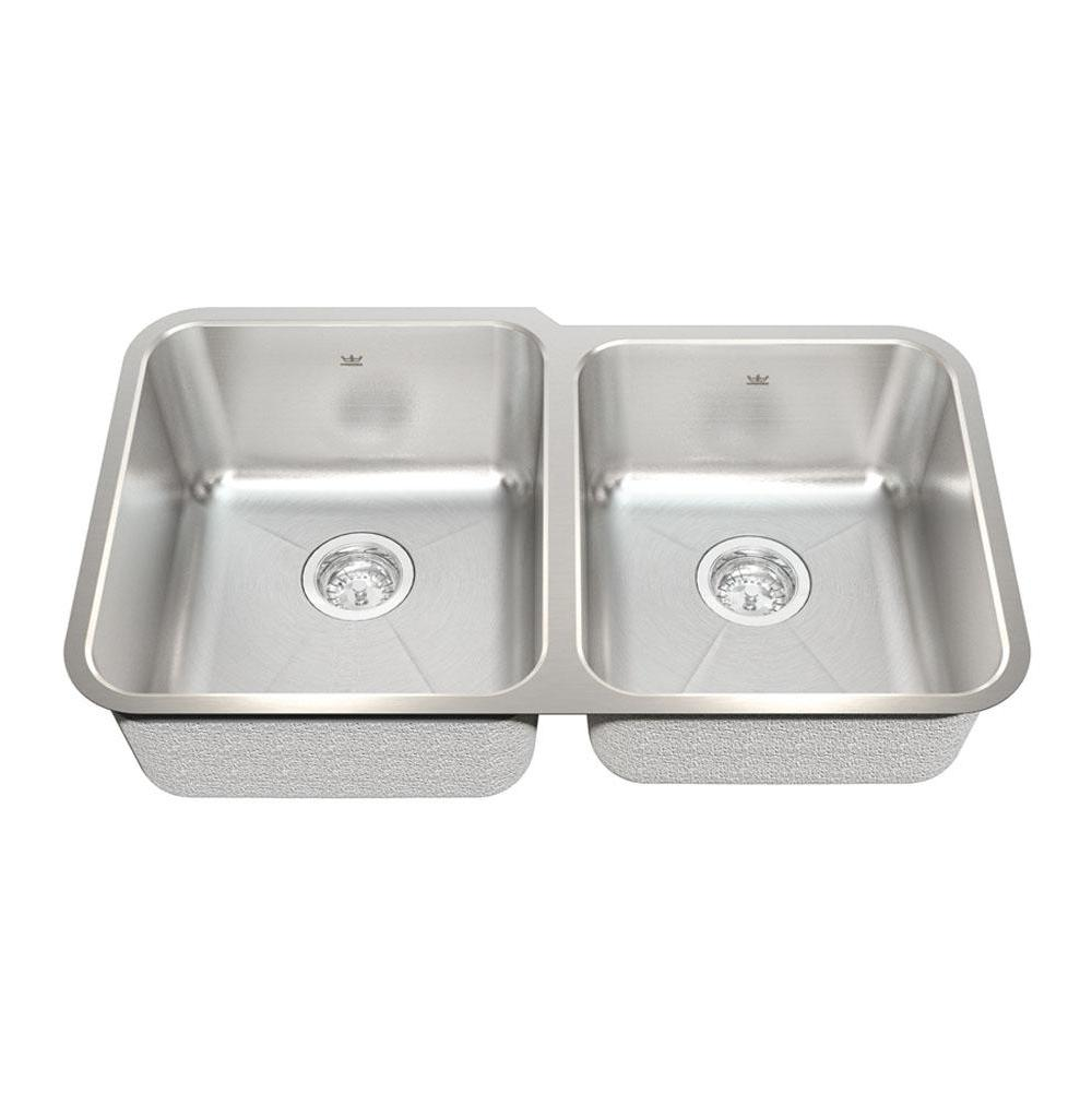 Kindred Canada Drop In Kitchen Sinks item KSCM3RUA/9D