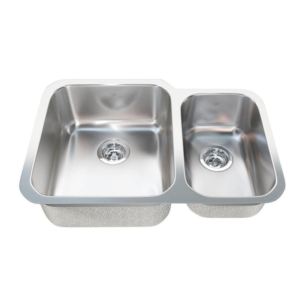 Kitchen Sinks Toronto : Kindred Canada Kitchen Sinks Drop In The Water Closet - Etobicoke ...