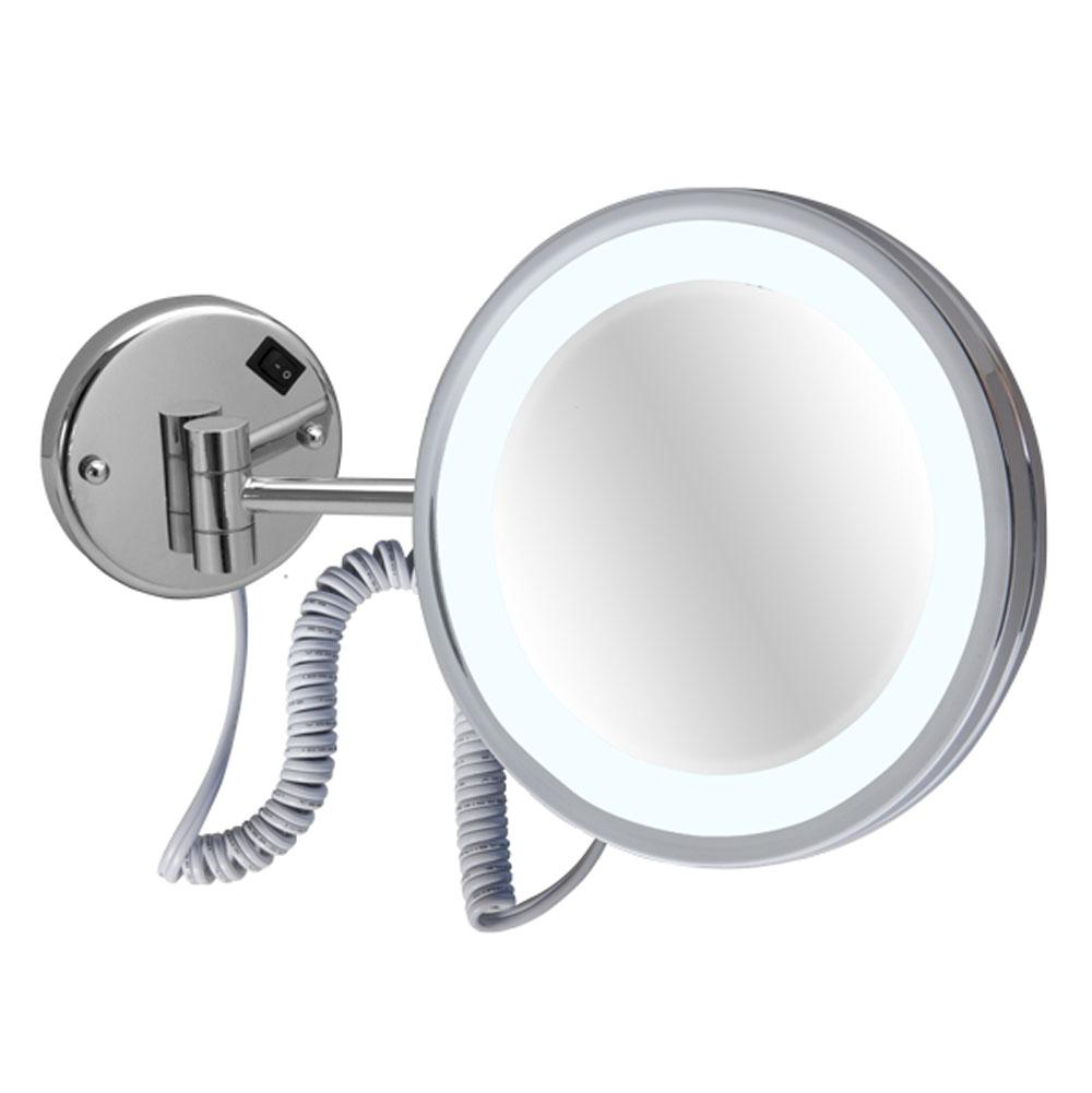 LaLoo Canada Magnifying Mirrors Bathroom Accessories item 2010 LED C