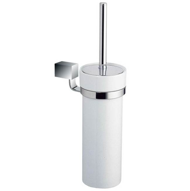 LaLoo Canada Toilet Brush Holders Bathroom Accessories item 3500SB C