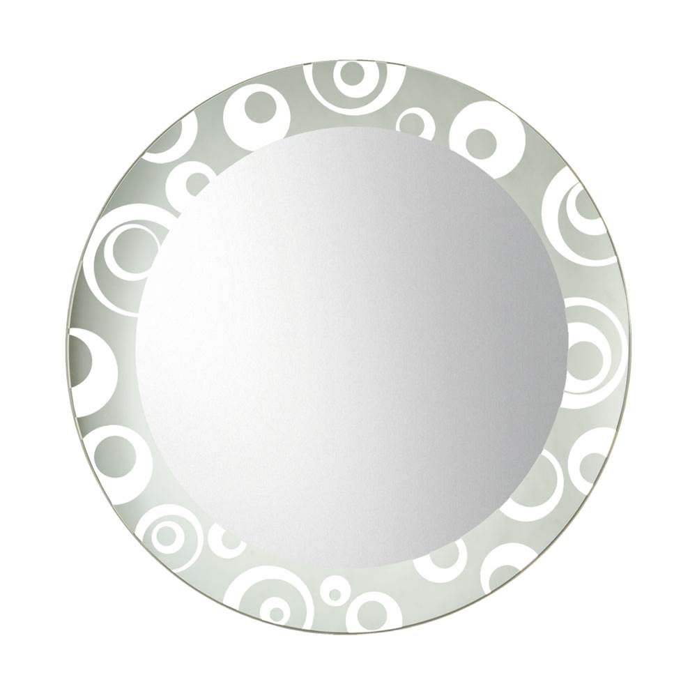LaLoo Canada Round Mirrors item H01035