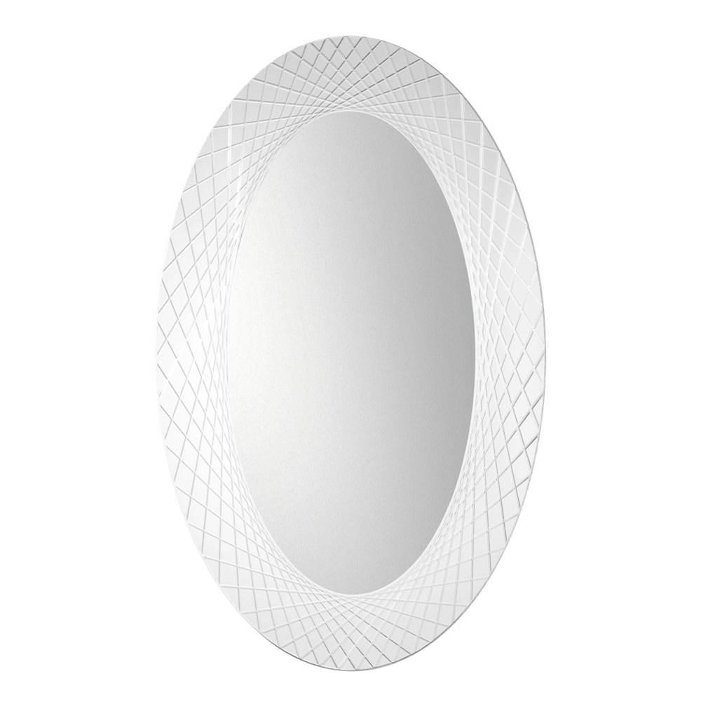 Mirrors the water closet etobicoke kitchener orillia for Oval mirror canada