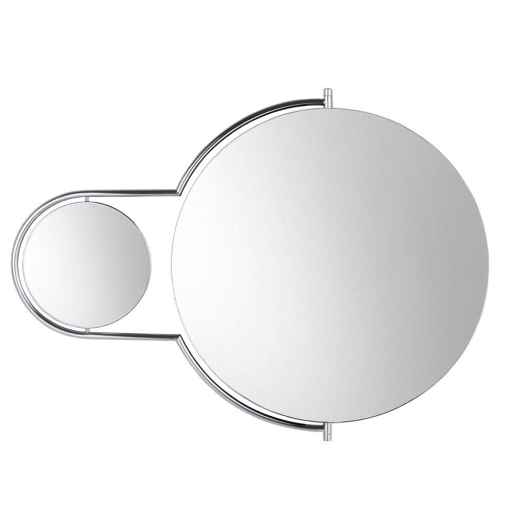 LaLoo Canada Magnifying Mirrors Bathroom Accessories item H01641