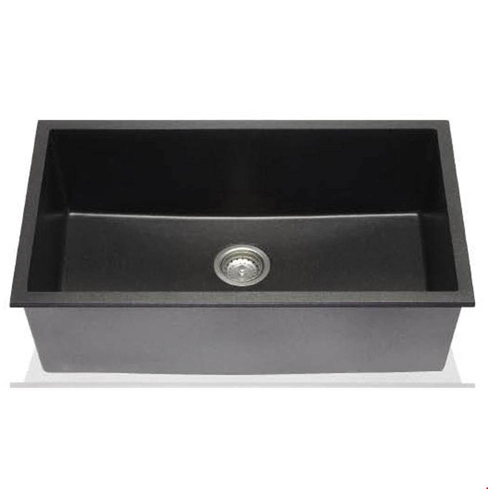 Lenova Canada Undermount Kitchen Sinks item NG-01BK