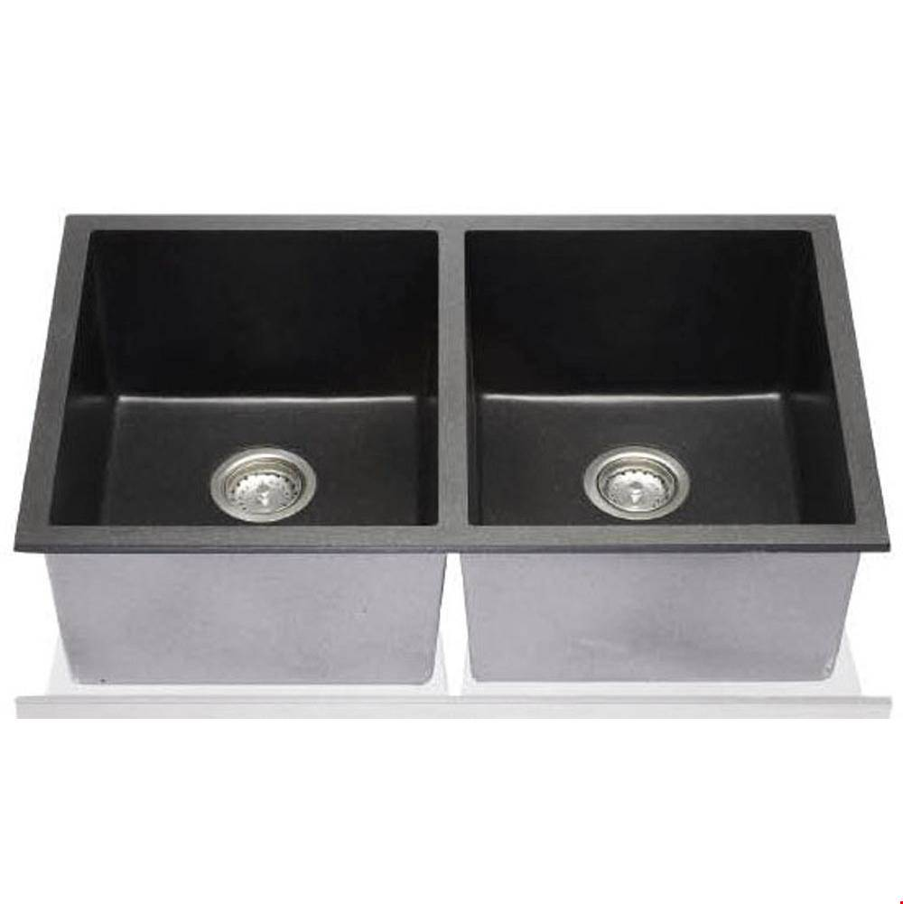 Lenova Canada Undermount Kitchen Sinks item NG-02BK