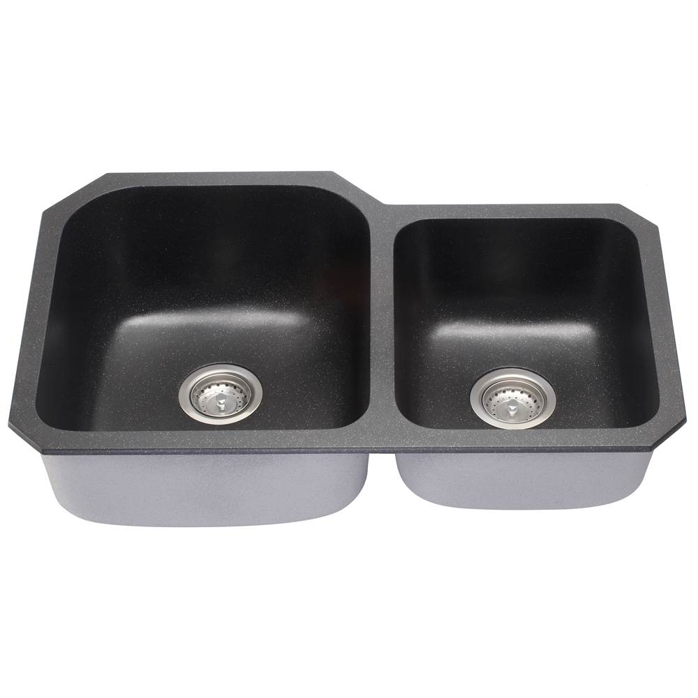 Lenova Canada Undermount Kitchen Sinks item NG-03BK