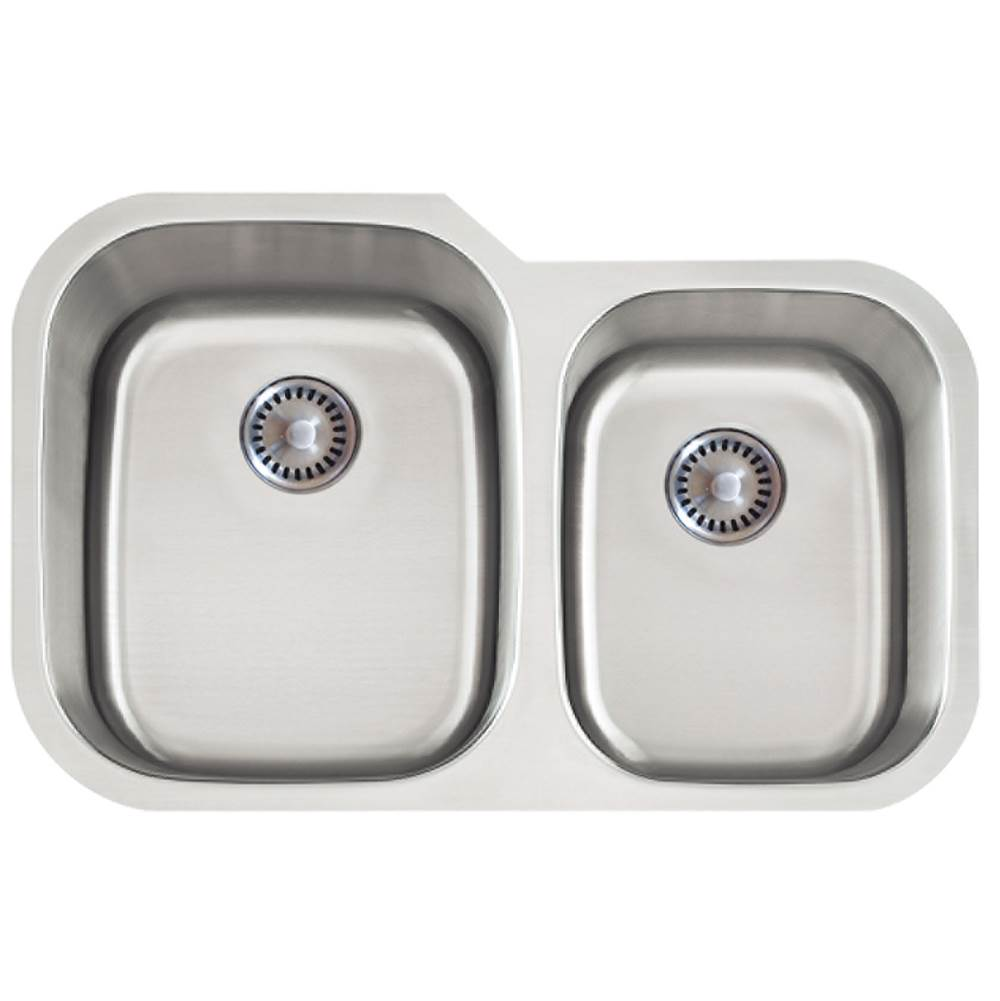 Lenova Canada Undermount Kitchen Sinks item PC-SS-CL-D2L-16