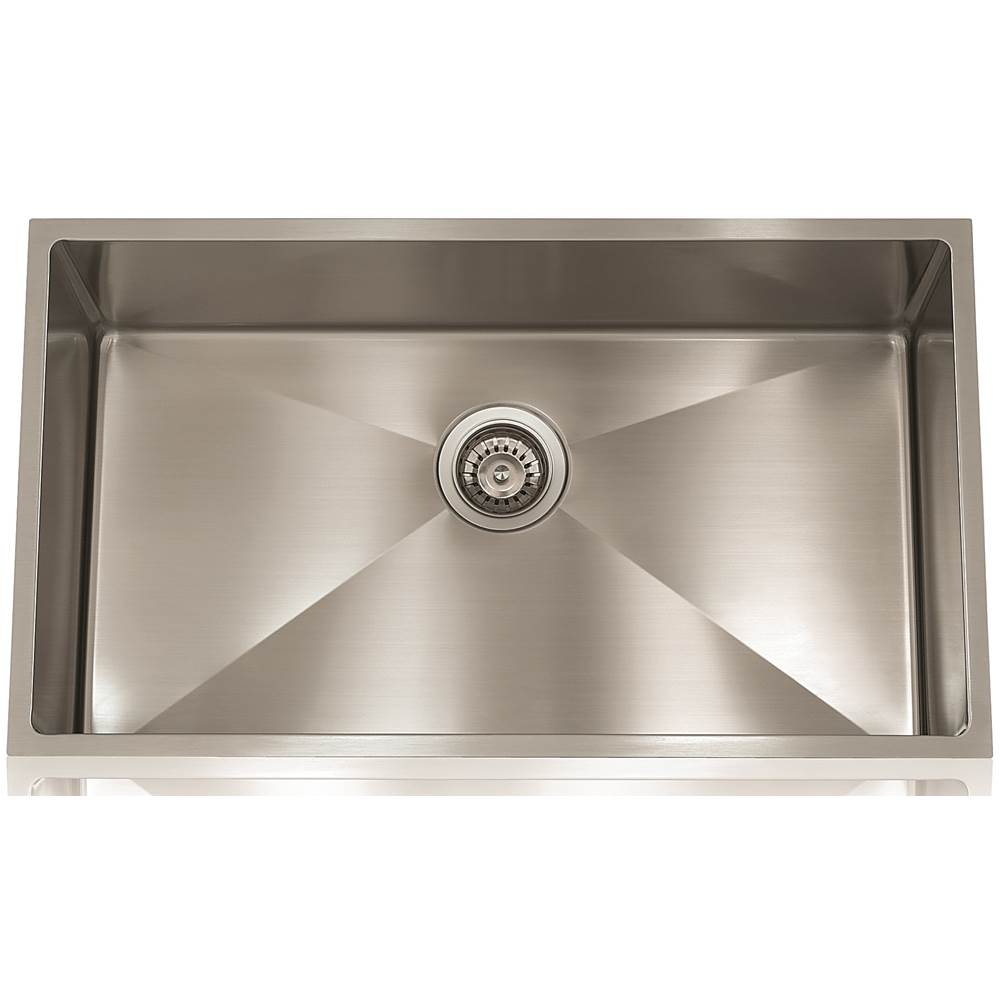 Lenova Canada Undermount Kitchen Sinks item SS-12Ri-D1