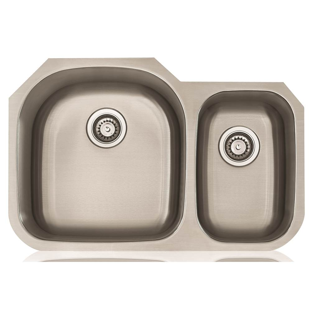 Lenova Canada Undermount Kitchen Sinks item SS-CL-D15L