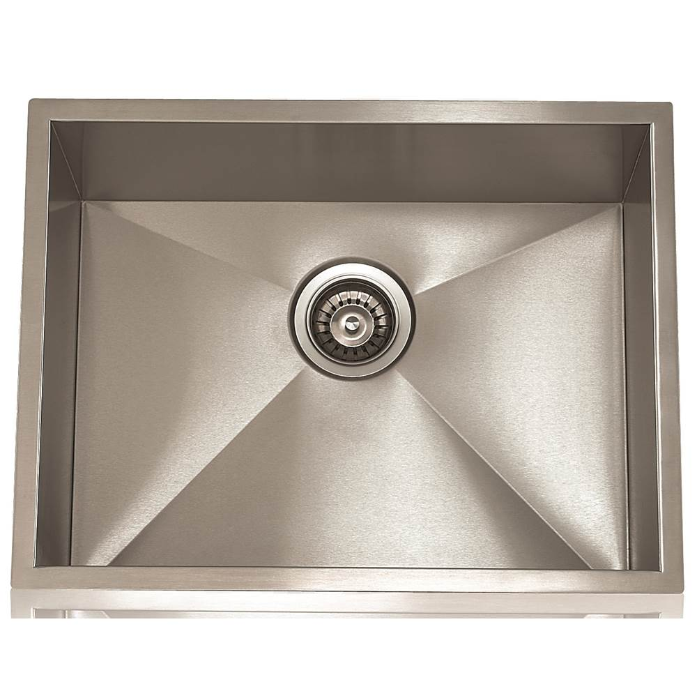 Lenova Canada Undermount Kitchen Sinks item SS-0Ri-S3