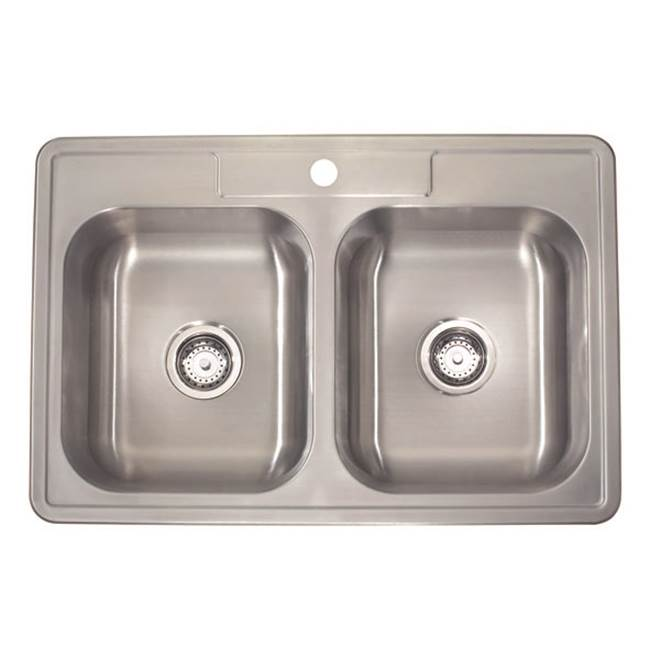 Lenova Canada Drop In Kitchen Sinks item SS-TM-33818-1H