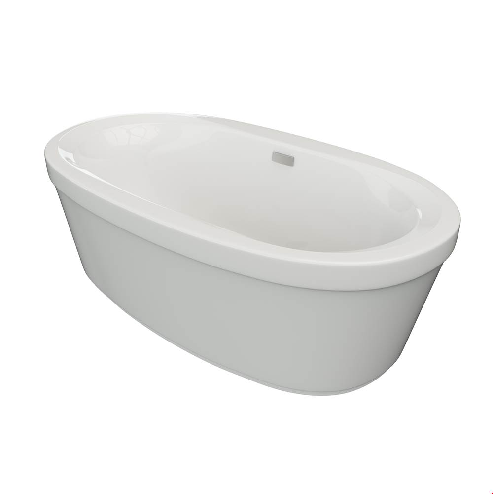 Mirolin Canada Soaking Tubs Free Standing White | The Water Closet ...