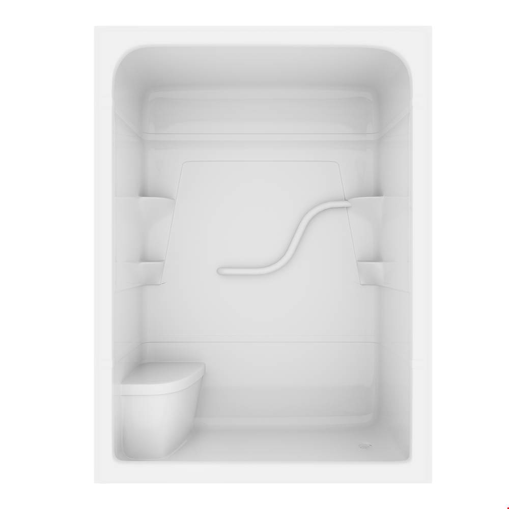 Mirolin Canada Alcove Shower Enclosures item SH53LS47