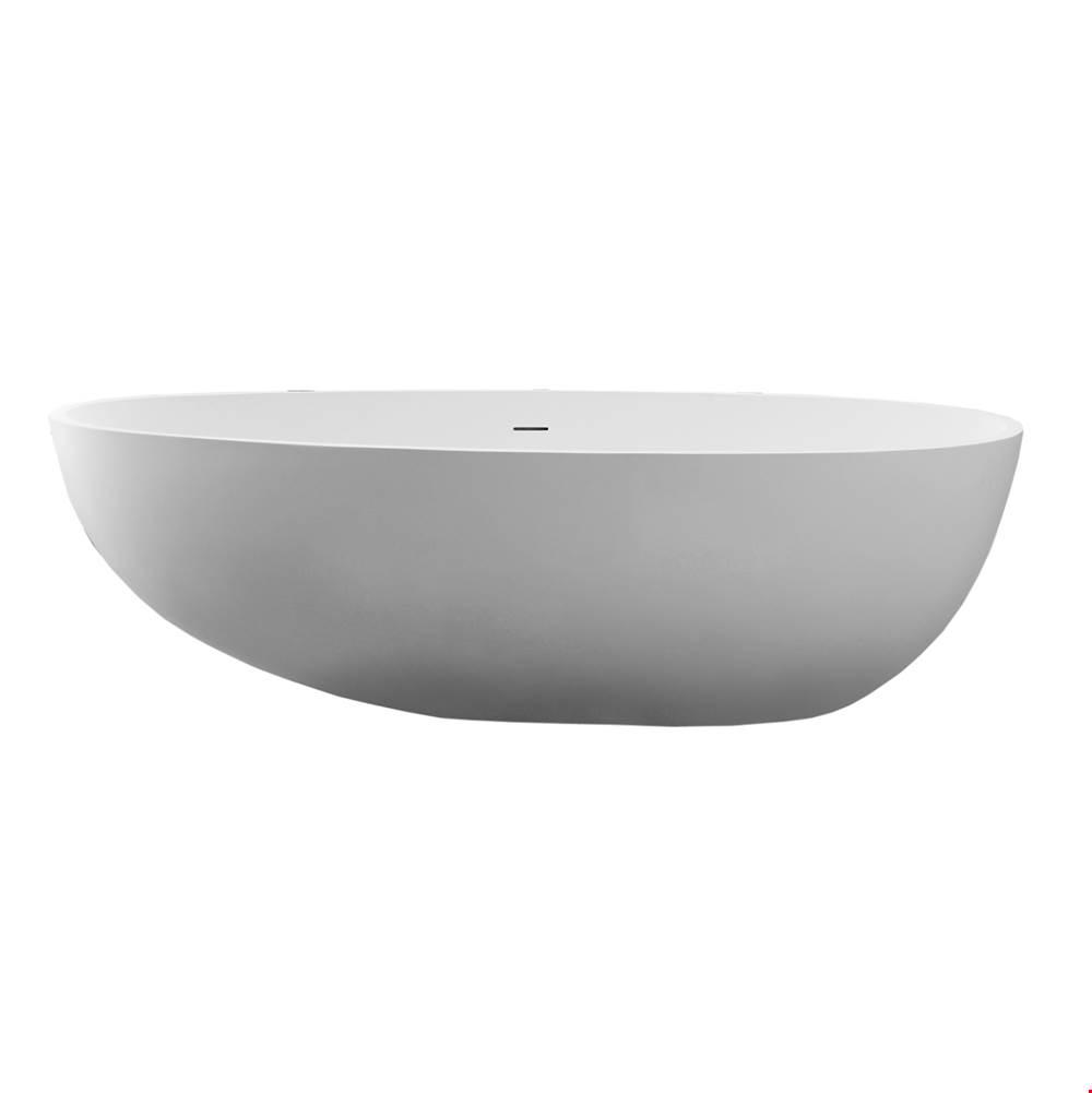 Mirolin Canada Soaking Tubs Free Standing White | The Water Closet ...