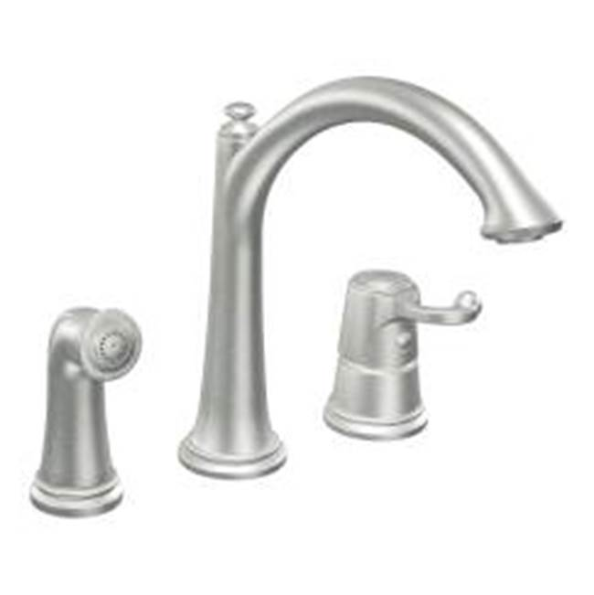 Moen Canada Single Hole Kitchen Faucets item S791CSL