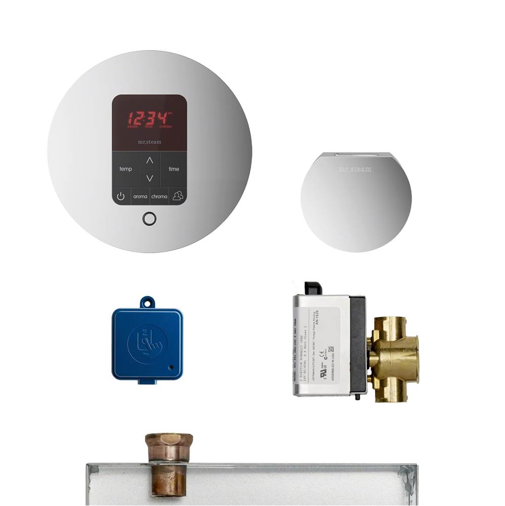 Mr. Steam  Steam Shower Control Packages item MS-BUTLERL-1RD PC