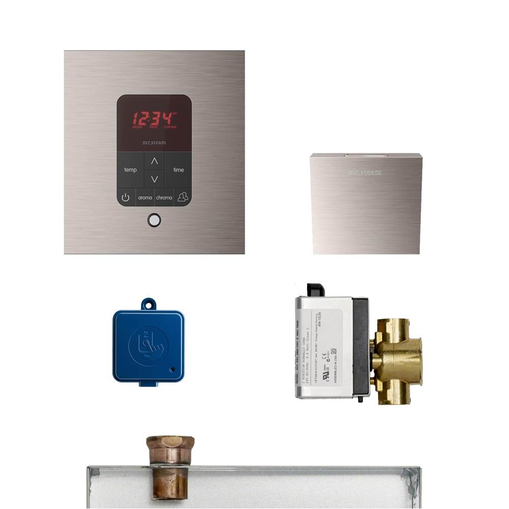Mr. Steam  Steam Shower Control Packages item MS-BUTLERL-1SQ BN