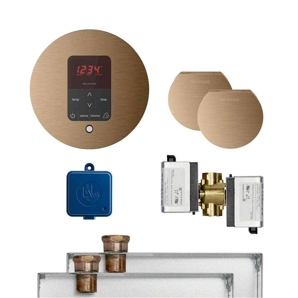 Mr. Steam  Steam Shower Control Packages item MS-BUTLERL-2RD BB