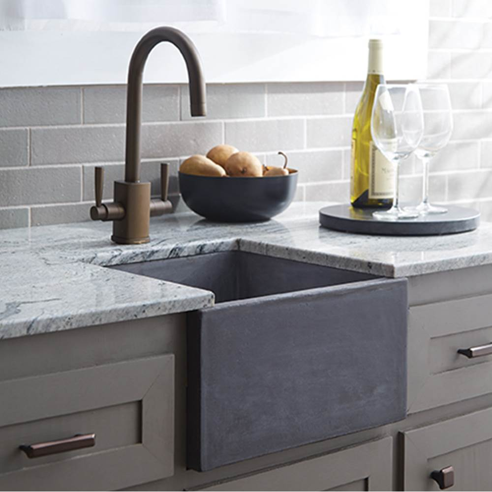 Native Trails Undermount Bar Sinks item NSB1515-S