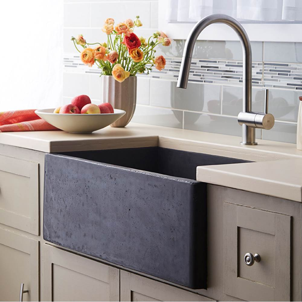 Native trails farmhouse kitchen sinks item nsk3018 s