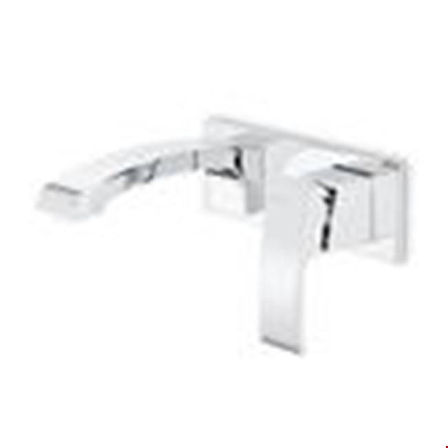 Newform Canada Wall Mounted Bathroom Sink Faucets item 62531 BN