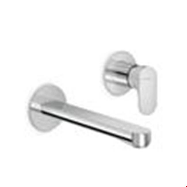 Newform Canada Wall Mounted Bathroom Sink Faucets item 67030 WH