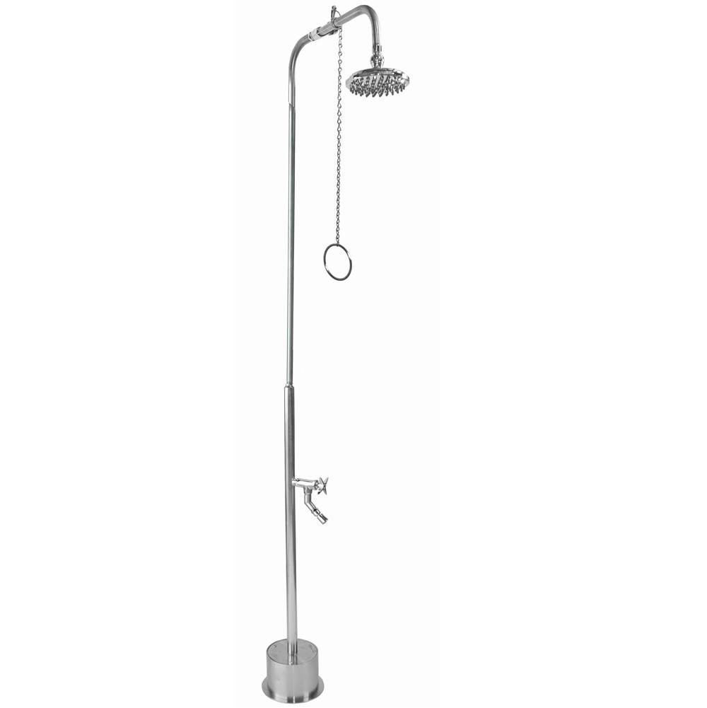 Outdoor Shower  Shower Systems item BS-1200-PCV-CHV